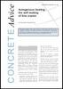 CAS09 Autogenous Healing: Self Sealing Of Fine Cracks -- Concrete Advice 09