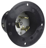 Locking Flanged Male Base Inlet -- 3775 - Image