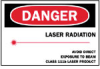 Brady Radiation and Laser Signs -- sf-19-807-285