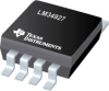 LM34927 7.5-100V Wide Vin, 600mA Integrated Secondary Bias Regulator for Isolated DC/DC Converters -- LM34927SDX/NOPB