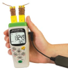 Handheld Thermocouple Thermometer with USB -- HH66U