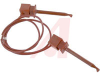 Clip, Mini Plunger; Beryllium Copper; 20 AWG; Copper; 41/36; 24 in.; 105 degC -- 70188499