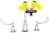 Faucet-Mounted Eyewash Station,Sensor -- 3PVN6