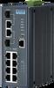 8G+2G Port Gigabit Managed Redundant Industrial PoE+ Switch -- EKI-7710G-2CPI -Image