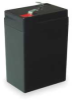 Battery, Lead Acid, 6V, 4AH -- 2UKJ2