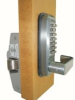 Medium Duty Lever with Passage for Panic Exits SCL-285P