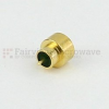 SMP Male Full Detent Hermetically Sealed Connector .050 inch Pin Terminal Solder Attachment -- SC5276