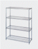 Wire Shelving - Chrome-Plated: Add-On Kits -- WES-272646 - Image