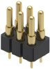 Rectangular Connectors - Spring Loaded -- ED10758-ND