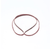 3M 241E Coated Aluminum Oxide Sanding Belt - 60 Grit - 1/8 in Width x 24 in Length - 71053 -- 051144-71053 - Image