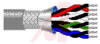 Cable, Multipair; 22 AWG; 7x30; Foil Braid Shield; PVC Ins.; 4 PAIRS -- 70005576 -- View Larger Image