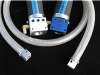 Coaxial Hoses for Limited Motion Point-of-use Applications - Image