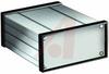 Box, Aluminum; Extruded Aluminum; Aluminum; 0.069 in.; Silver Coating -- 70147577