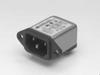 60-BHS Series Power Entry Module -- 60-BHS-030-3-4