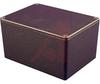 ENCLOSURE;DIECAST ALUM; IP54; BLACK; SCREWS INCL; 5.51X4.02X2.85(LESS LID)IN -- 70165867