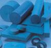 Cast Nylon 6 Blue Rod -- 47561 - Image