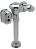 ZURN AQUAVANTAGE® AV ZEMS CONNECTED, EXPOSED SENSOR HARDWIRED DIAPHRAGM WATER CLOSET FLUSH VALVE -- ZEMS6000AV-IS-W1 -Image