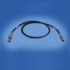 Cable Assemblies and IO cable connectors, IO cable connectors, Mini-SAS HD, External Cable Assemblies, Conductor Size=24 AWG -- 10117771-5020HLF - Image