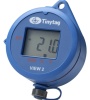 View 2 Temperature/Relative Humidity Logger (-13°F to 122°F) (0 to 100% RH) -- TV-4500