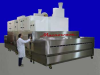 Macrowave™ Dryer For Nonwoven Webs