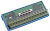 68-pin DIN-rail SCSI Wiring Board -- ADAM-3968