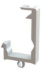 Wire Saddle - Hinged Locking Top, Snap In -- WSLT-T-01A-19 - Image