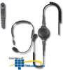 Pryme Radio Products Tactical Boom Microphone Headset for.. -- SPM-1410T