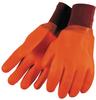 Foam-Lined PVC Work Gloves > SIZE - L > UOM - Dozen -- 6700F