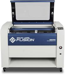 Fiber or CO2 Laser Engraving or Marking System - 24 Inch -- Epilog