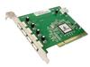 IOGEAR USB 2.0 PCI Card GIC251U -- GIC251U