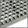 Perforated Stair Treads -- Steel