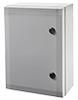 ARCA IEC Enclosure, PC Opaque Cover Double-Bit Lock -- ARCA 806030