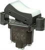 TP Series Rocker Switch, 1 pole, 3 position, Screw terminal, Flush Panel Mounting -- 1TP1-31 -Image