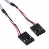 Rectangular Cable Assemblies -- 1175-1260-ND -Image