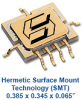 DC to 6 GHz Hermetic GaAs IC SPST Non-Reflective Switch -- ISO13316