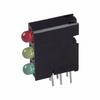 LEDs - Circuit Board Indicators, Arrays, Light Bars, Bar Graphs -- 350-1758-ND -Image