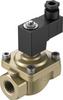 Air solenoid valve -- VZWF-B-L-M22C-N34-275-3AP4-6 -Image