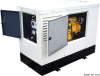 30 kW Diesel Generator with Sound Enclosure - Image