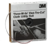 3M 211K Coated Aluminum Oxide Shop Roll - 80 Grit - 2 in Width x 50 yd Length - 05050 -- 051144-05050 -- View Larger Image