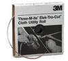 3M 211K Coated Aluminum Oxide Shop Roll - 80 Grit - 2 in Width x 50 yd Length - 05050 -- 051144-05050 - Image