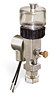 "(Formerly B1763-12X00), Single Feed Electro Lubricator, 1 oz Polycarbonate Reservoir, 5/8""-18 Thread for Remote Mounting, 1/8"" Female NPT Outlet, 24VDC -- B1763-0011B1S5024DW -- View Larger Image"