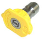 Yellow QC Nozzle 15055 (15° Size #055) -- 259636