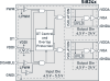 Class D Audio Drivers -- Si8241BB-B-IS1 - Image