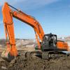 ZX350LC-5 Excavator - Image