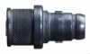 Terrapin Miniature Rugged Connector Plugs -- SCE2-X-06K Series -- View Larger Image