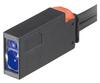KEYENCE Digital Laser Sensor -- LV-S41