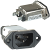 Power Entry Connectors - Inlets, Outlets, Modules -- CCM1221-ND -Image