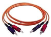 Cables to Go fiber optic cable - 49 ft -- 09168