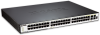48-Port Managed Gigabit Stackable L2+ Switch including 4 Combo SFP ports -- DGS-3120-48TC