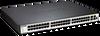 48-Port Managed Gigabit Stackable L2+ Switch including 4 Combo SFP ports -- DGS-3120-48TC